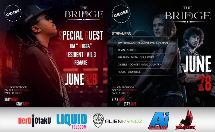 The Bridge – July 28th