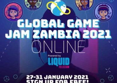 JAN 27th – Nerd|Otaku Global Game Jam Zambia